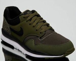 Nike Air Safari Olive Men's Black White Casual Athletic Lifestyle Sneakers Shoes