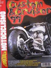 MOTOCICLISMO Gli Speciali n°1 1999 - CUSTOM & CRUISER  [P32]