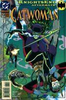 Catwoman (Vol 1) #  13 Near Mint (NM) DC Comics MODERN AGE