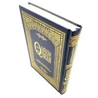 Holy Quran English With Uthmani Oscan Scrip Arabic/ English Text 5.5 X 8 inch