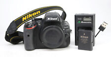 Nikon D5100 DSLR Camera - Body Only +1080p HD + Nikon Battery & USB Charger VG
