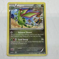 Pokemon Flygon 76/111 Rare Non Holo XY Furious Fists TCG Card Nintendo 2014