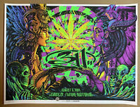 Munk One Maxx242 311 Denver Fillmore 2014 Print Signed Limited Edition