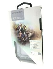 LifeProof Next iPhone 7 iPhone 8 Snowproof Hard Case Clear Grey