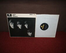 BEATLES With The Beatles LP 1963 1st Press! RARE STEREO!! WITH DOMION ERROR!!!!