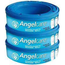 Angelcare Lot de 3 recharges pour Poubelle à Couches