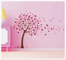 Removable Vinyl Wall Stickers - Cherry Blossom SA-12-067.  2 sheets