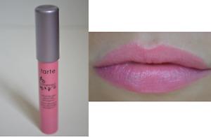 TARTE LipSurgence Natural Lip Tint Stain Gloss CHARMED Light Pink Color FULL SZ