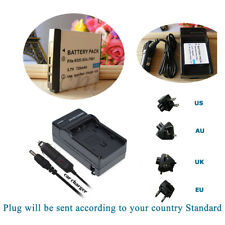 KLIC-7001 Battery + Charger for KODAK EasyShare M340 M341 MD41 Digital Camera