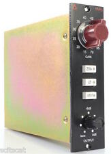 Display Avedis Audio MA-5 Microphone Preamp 500 Series 1073 Type Award Winner