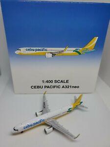 GeminiJets 1:400 A321neo Cebu Pacific RP-C4118