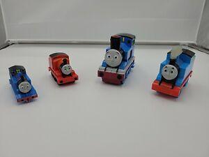 Thomas the Train Bundle: 3 Thomas the Trains, and 1 Thomas Bubble blower