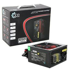 Ace Black 550W Power Supply