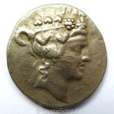 Antica Grecia Tracia, Tetradracma, Thasos, 148 A.C. Argento 16,62 gr. 30 mm.