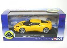 Lotus Evora S (giallo solare)