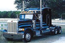 1:24 Scale Italeri Peterbuilt 378 American Classic Truck Tractor Unit #1205