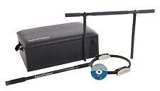 Stamina Aeropilates Box & Pole Pull Up Bar and Magic Circle Advanced Kit 55-0128