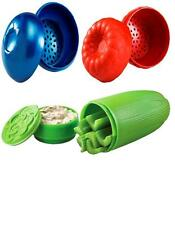 New! Hutzler Celery&Dip with Blueberry and Raspberry Healthy Snack To-Go Storage