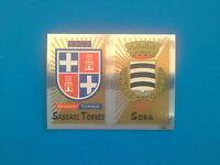 FIGURINE CALCIATORI PANINI 2002-03 2003 N.666 SCUDETTO TORRES SORA