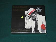 MASSIMO RANIERI GOLD EDTION COFANETTO 3 CD