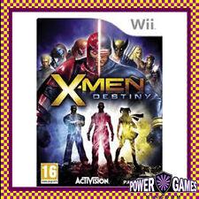 X-Men: Destiny (Nintendo Wii) Brand New