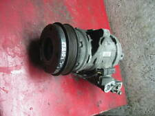 99 00 01 Jeep grand cherokee 4.0 oem AC air conditioning compressor 447200-5476