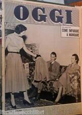 OGGI 15 luglio 1954 Maria Pia di Savoia Sciopero a scacchiera Henri Bourdon Raho