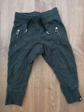 Molo Verde Chándal Pantalones deportivos de edades comprendidas entre 3 98 Raindrops de Algodón Orgánico