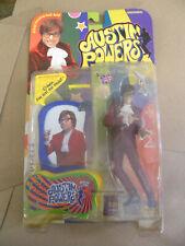 McFarlane 1999 Austin Powers Talking Action Figure mf mip