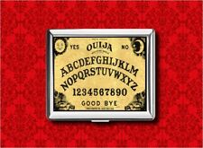 OUIJA BOARD PSYCHIC WICCA ORACLE METAL WALLET CARD CIGARETTE ID IPOD CASE
