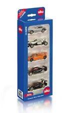 SIKU 6281 - 4 Super Cars 1 Racing Car Gift Set