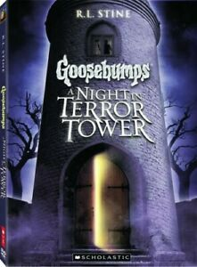 Goosebumps - A Night in Terror Tower (DVD, 2008) NEW