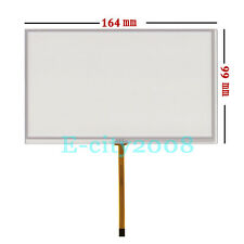 "7.0"" 4Wire Resistive Touch screen Panel Digitizer Film 164*99mm DIY LCD Monitor"