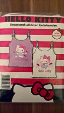 Süß!!kurzer Schlafanzug HELLO KITTY rosa Shorty 140 Mädchen   NEU