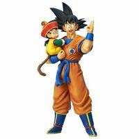 X-PLUS Gigantic Series Dragon Ball Z Son Goku & Son Gohan pre-order limited JP