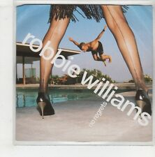 (GW839) Robbie Williams, No Regrets - 1998 CD