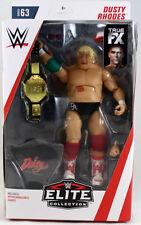 Dusty Rhodes - WWE Elite 63 Mattel Toy Wrestling Action Figure