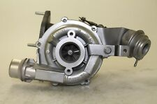 Turbolader Nissan NV400 2.3 dCi 92 Kw # 795637-5001S - ORIGINAL +DPF Prüfung