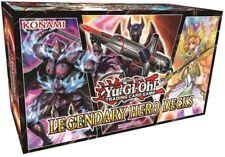 Legendary Hero Decks - LEHD - Includes 3 x Yu-Gi-Oh Decks - Sealed