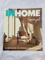 Vintage - Spiegel - In Home 1987 - Catalog - Electronics - Decor - Furniture