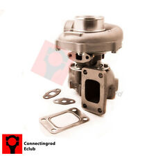 tO4E TURBOCHARGER  T04E Turbo .63 .5 a/r TURBO T3 T4 exhaust inlet flange 800hp