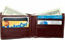 Billetera de doble doblez