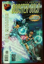 Booster Gold (2008) #1,000,000 - First Printing Comic Book - DC Comics
