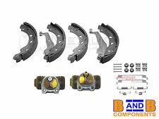 SMART 450 42 CABRIO ROADSTER BRAKE SHOE SET Wheel Cylinder & kit di montaggio a1109