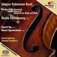 Vesko Eschkenazy - Violin Concertos No. 1 and 2; Concerto for 2 Violins [CD]