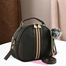Women Leather Handbag Shoulder Bag Tote Purse Crossbody Messenger Hobo Satchel.