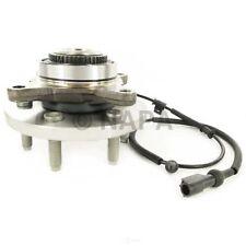 Wheel Bearing and Hub Assembly-4WD Front NAPA/BEARINGS-BRG BR930759
