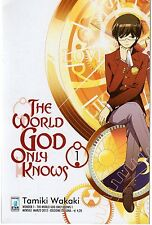 STAR COMICS THE WORLD GOD ONLY KNOWS VOLUME 1
