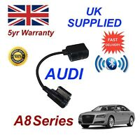 AUDI A8 Bluetooth Music Streaming Module, For Samsung Motorola Amazon LG iphone