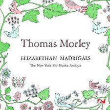 Thomas Morley: Elizabethan Madrigals - Primavera Singers Of  (2013, CD NEU) CD-R